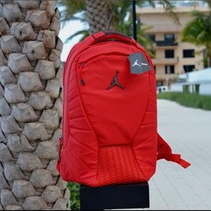 6fdf05545260a2 Air Jordan Retro 12 Gym Red Backpack
